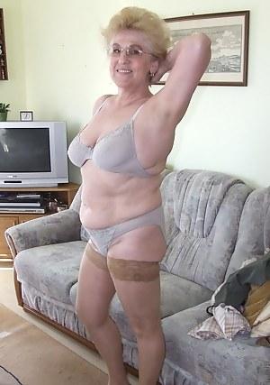 Grannys in lingerie