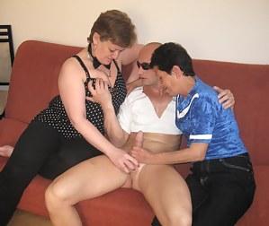 Free Mature CFNM Porn Pictures