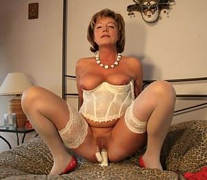granny girdle corsets Mature