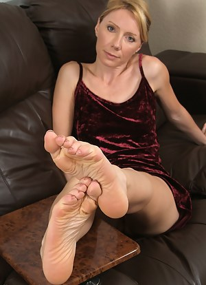 Danica Logan Feet Worship