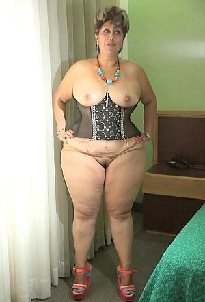Fat mature granny pics