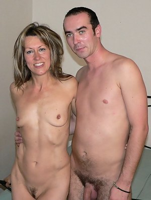 Mature fit tits