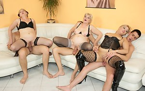 Free Mature Group Sex Porn Pictures