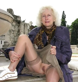 Share your Mature older women upskirts simply