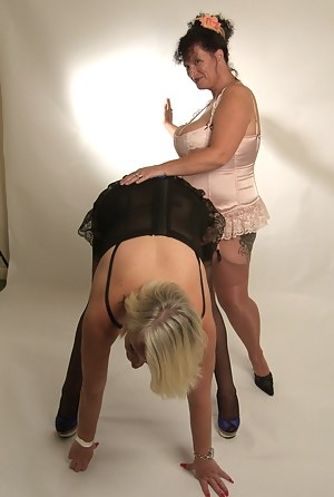 Free Mature Spanking Porn Pictures