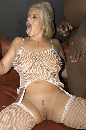 Apologise, but free mature fishnet porn can not