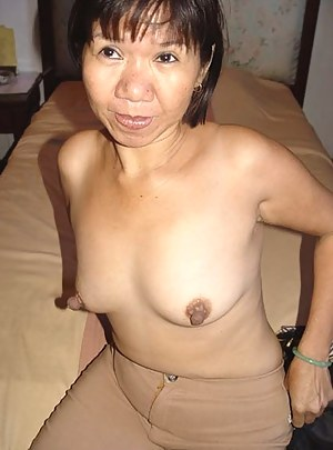 Naked granny from korea