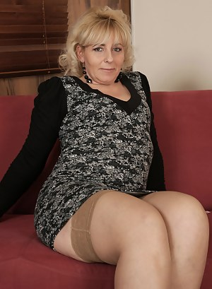 Can ask mature in stockings and suspenders confirm. join