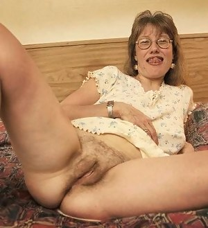Old nasty ugly mature