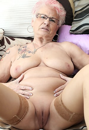 Phrase... shaved old granny pussy pic really. And