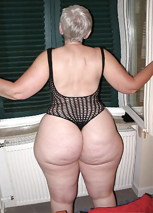 All became big fat ass mature granny