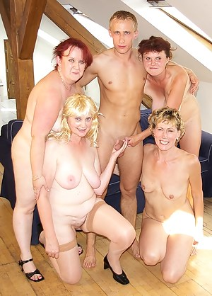 Group mature nude grannies remarkable