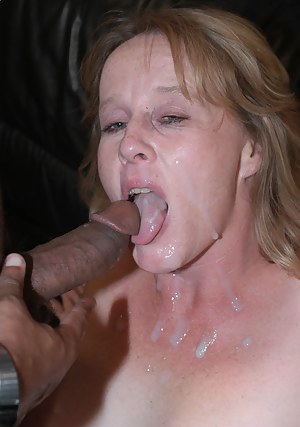 Mature cum in mouth porn