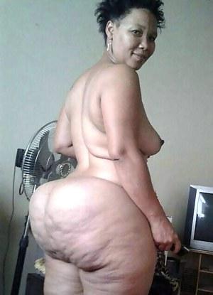 Free Black Mature Big Ass Porn Pictures