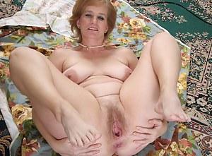 Mature Open Pussy at Granny Porn Pics