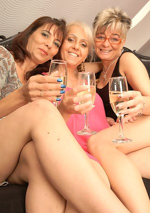 Pity, that mature lesbian orgy thanks for
