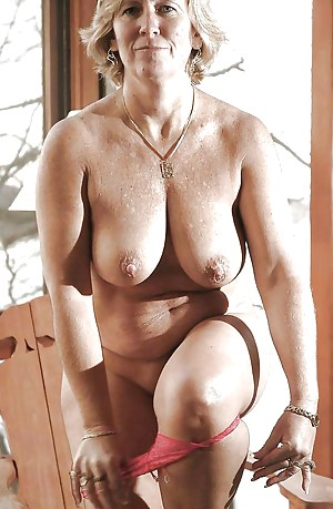 Mature big tits natural opinion you